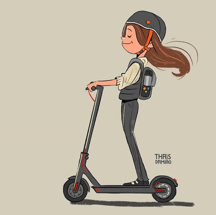 Les scooters électriques sont-ils sûrs pour les enfants? Énorme ouvre les yeux