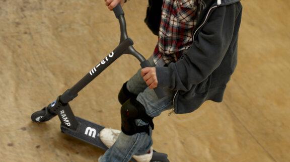 Le meilleur scooter pour un enfant de 8 ans - Scooters cascadeurs