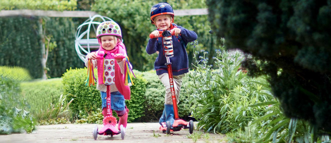 Scooter 3 roues pour enfants | Mini Micro | Maxi Micro