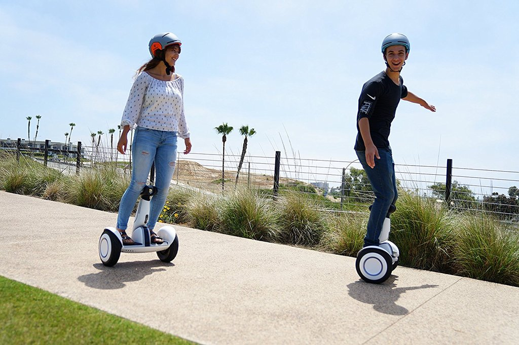 SEGWAY MINI PLUS VS COMPARAISON SEGWAY MINI PRO
