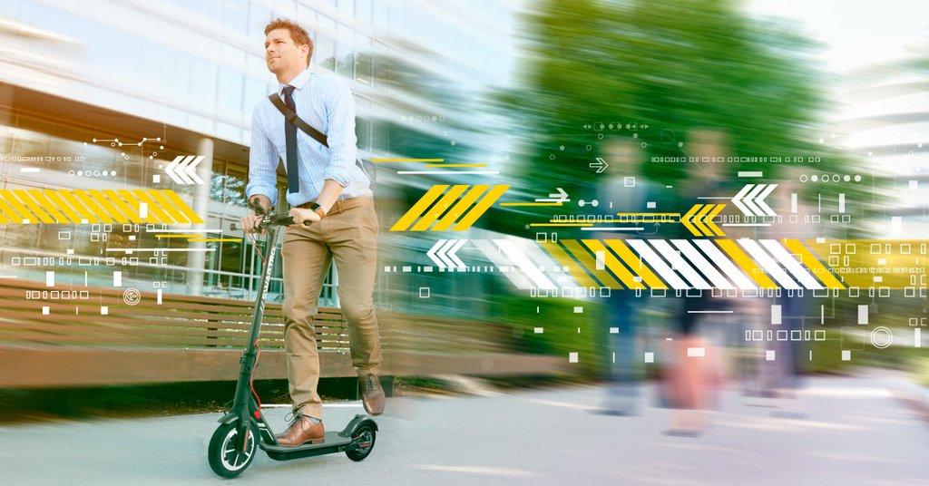 Un scooter électrique est-il bon pour faire la navette?
