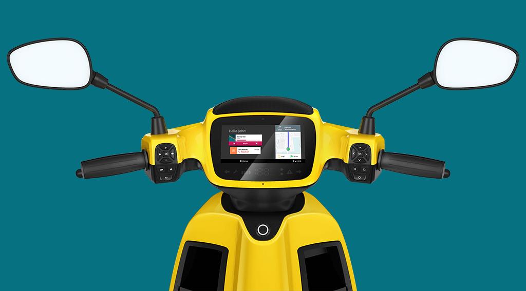 AppScooter: Le cockpit - Blog officiel d'Etergo