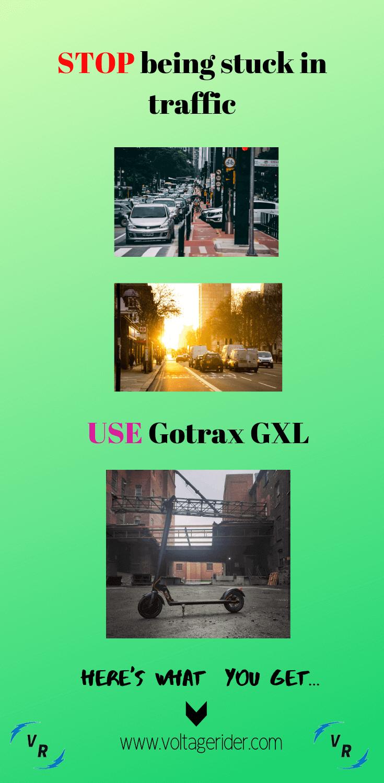 Scooter électrique Gotrax