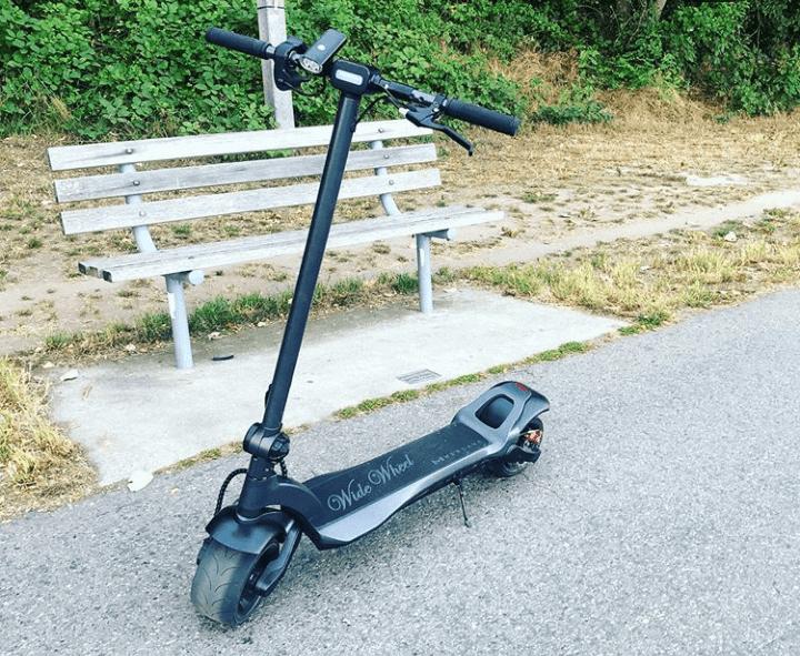 Scooter électrique Mercane WideWheel