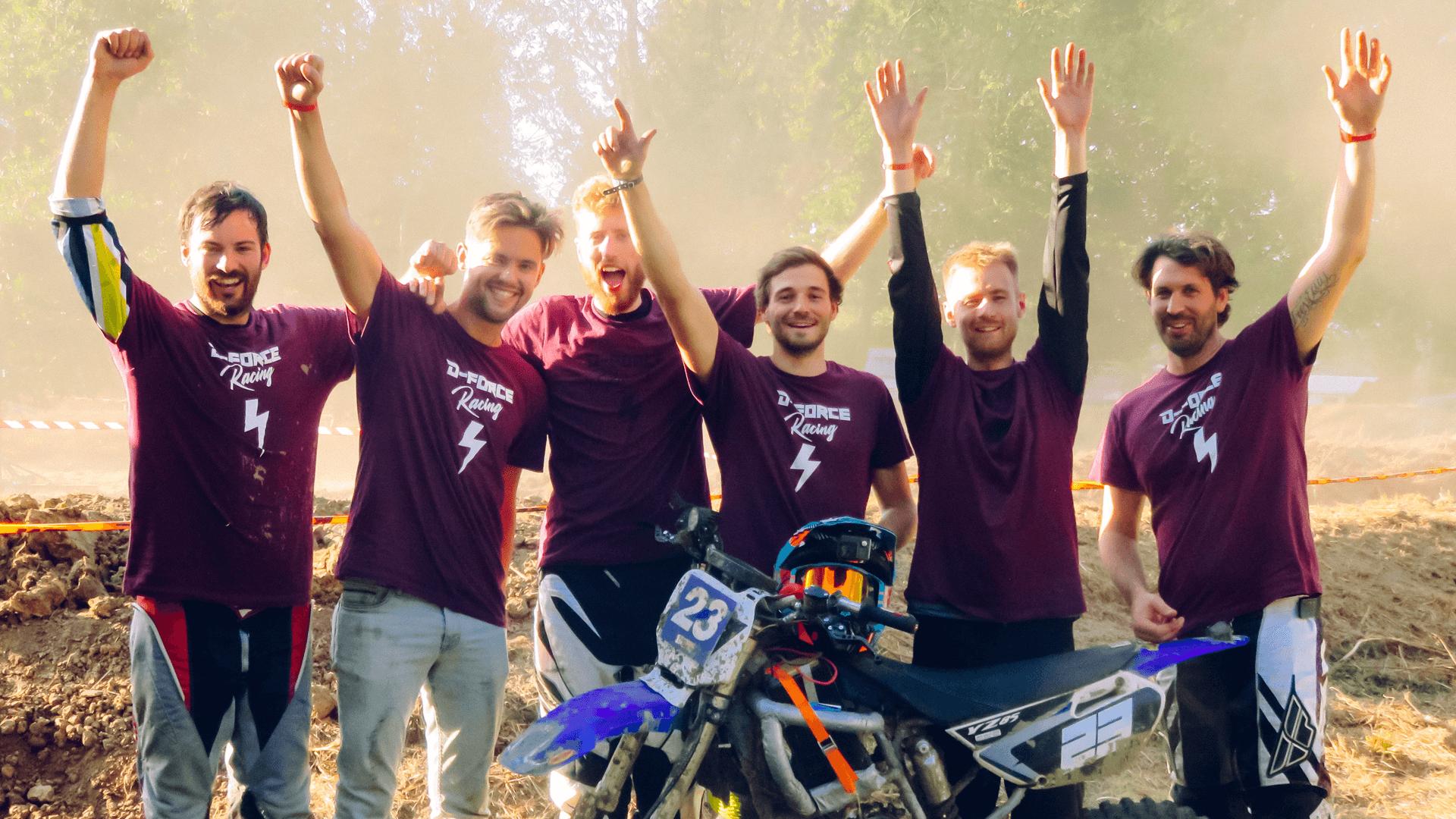 Histoire de vélo de course # 1: Construire une moto personnalisée en 2 mois - Blog officiel Etergo
