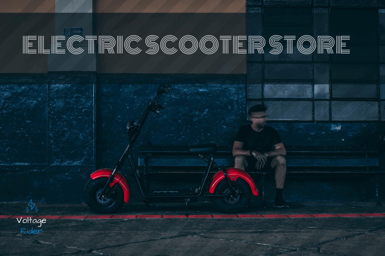 3 meilleures façons de trouver un magasin de scooter électrique et de magasiner près de chez moi