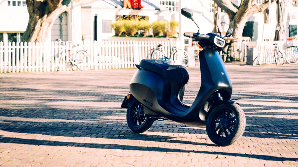 Un e-roller néerlandais remporte le prix du design allemand 2020 - Blog Etergo officiel