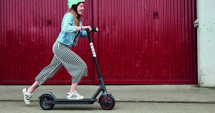 Pourquoi acheter un E-Scooter de Pure Electric?
