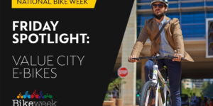 Pleins feux sur la Semaine nationale du vélo 2020: Gtech - Pure Electric
