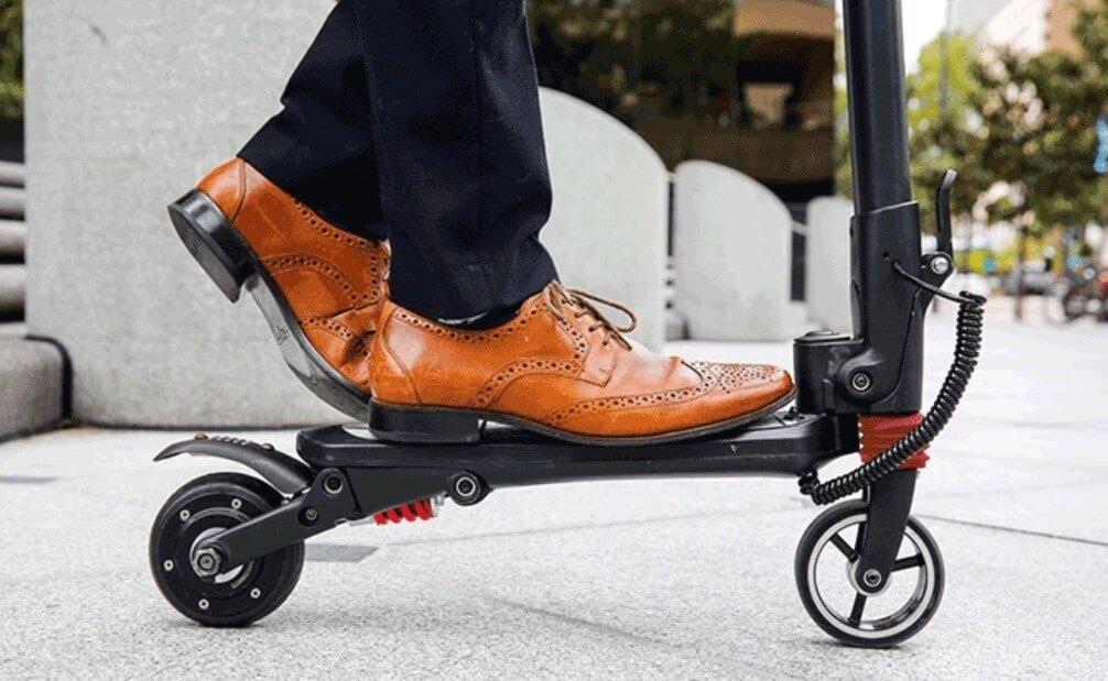 L'escooter léger Mini Falcon