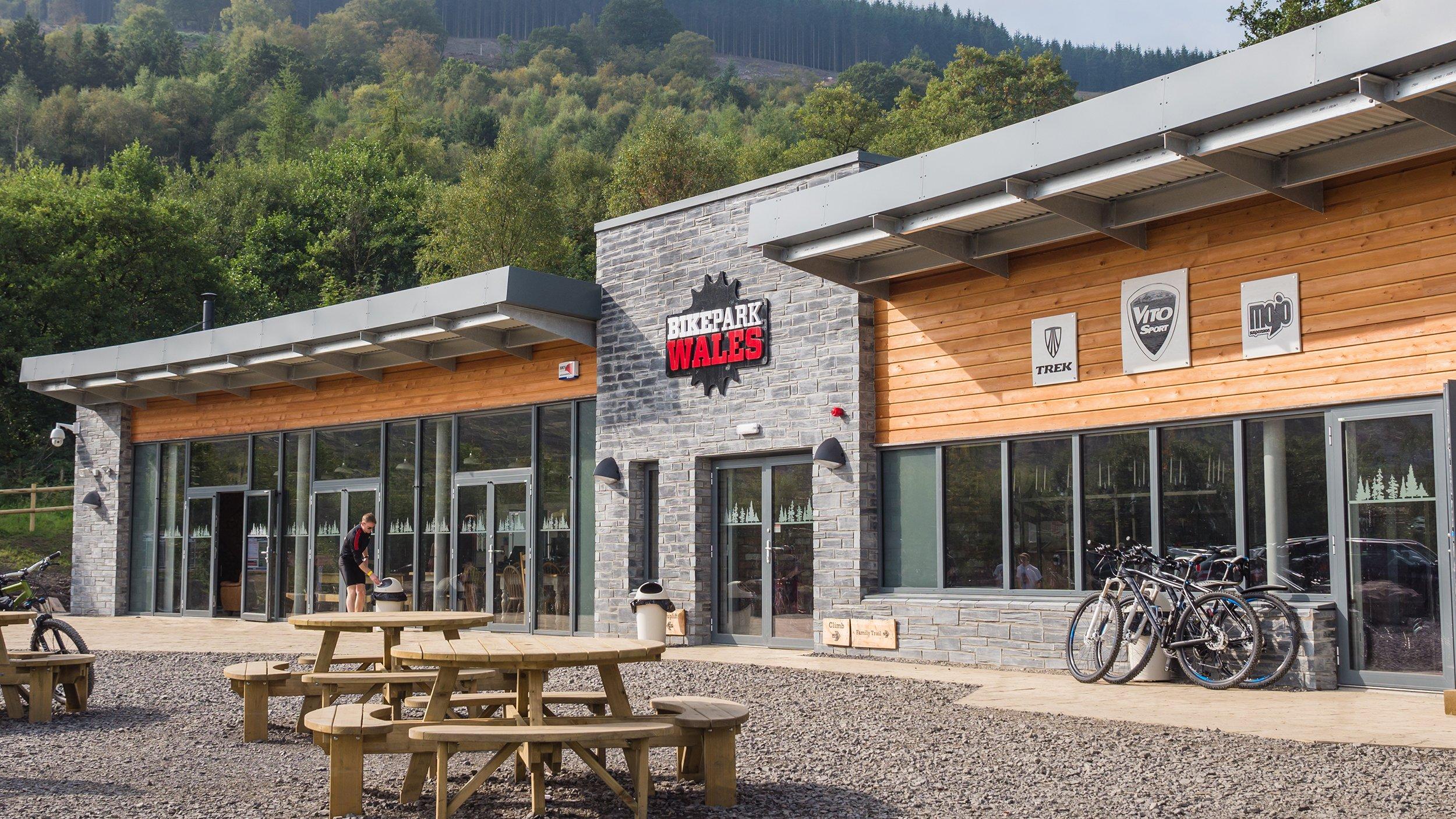 vélo électrique ride in Wales
