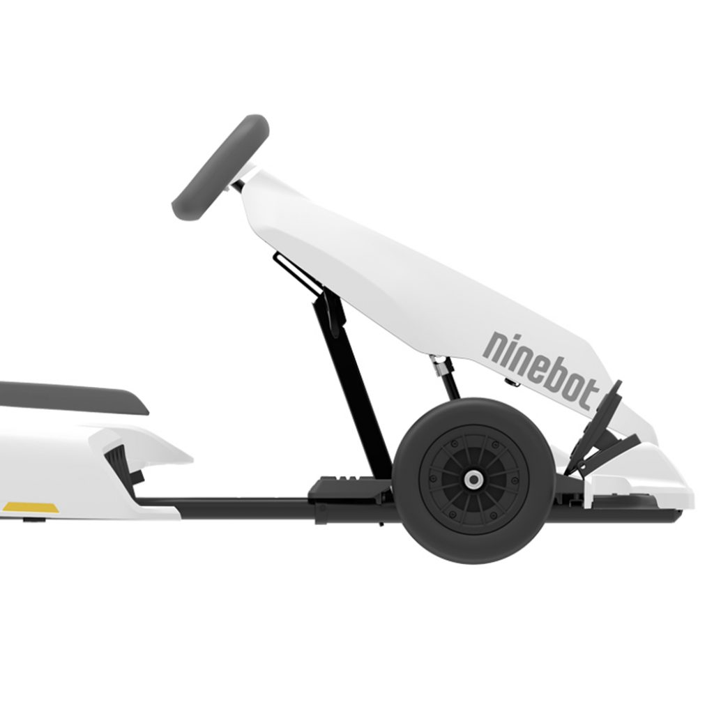 Ninebot Gokart Kit, connectivité