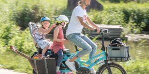 Un vélo cargo électrique est-il une alternative viable à une voiture? - Électrique pur