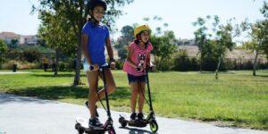 Cinq bonnes raisons d'acheter un scooter électrique pour enfants cet été! - Électrique pur