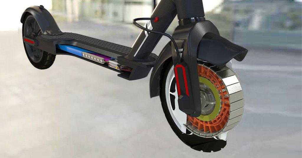 Comment fonctionnent les vélos électriques et les scooters électriques?