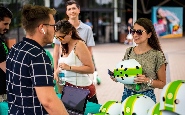 Comment les données et la diffusion aident Lime à vaincre les coureurs en Roumanie