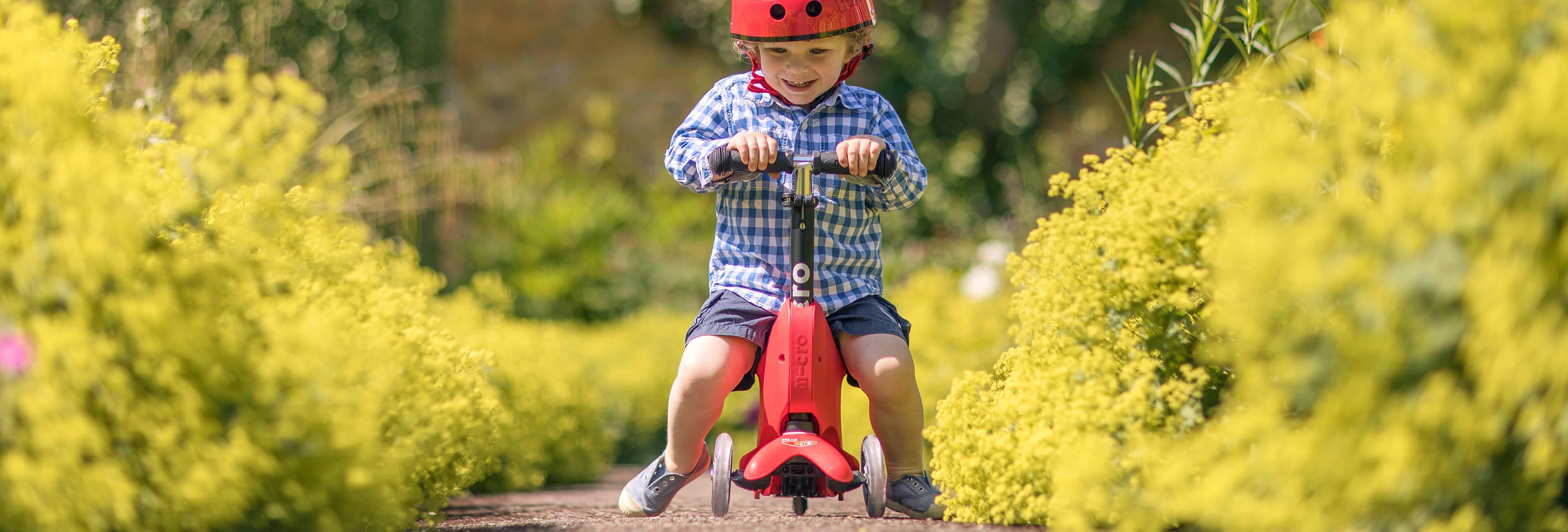 Comment préparer votre première aventure de scooter en plein air
