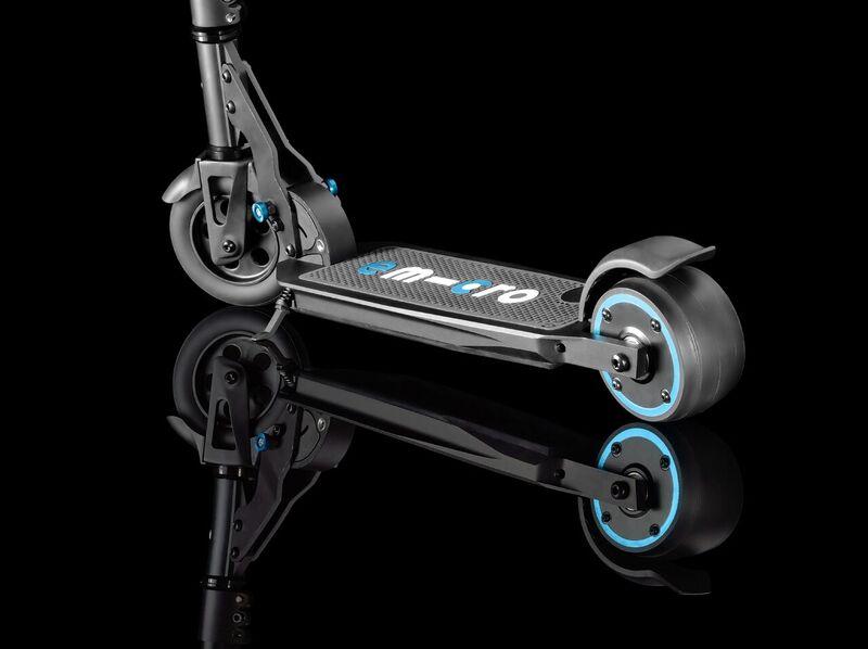 Examen du scooter électrique E-Micro