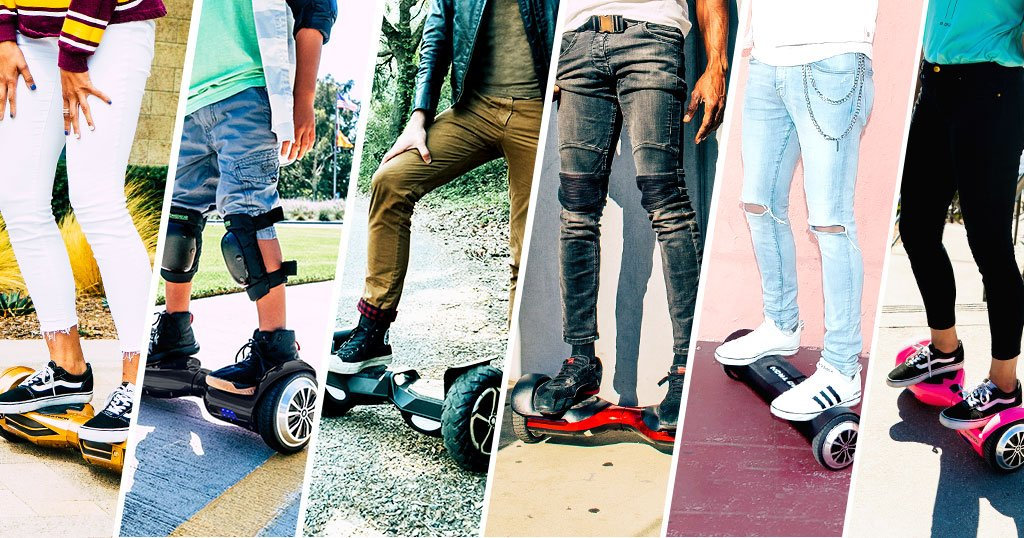 Hoverboard Highlights de Swegwayfun