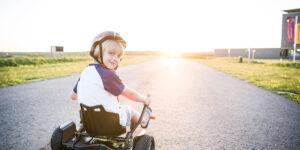 Hoverboard Kart - Voltes