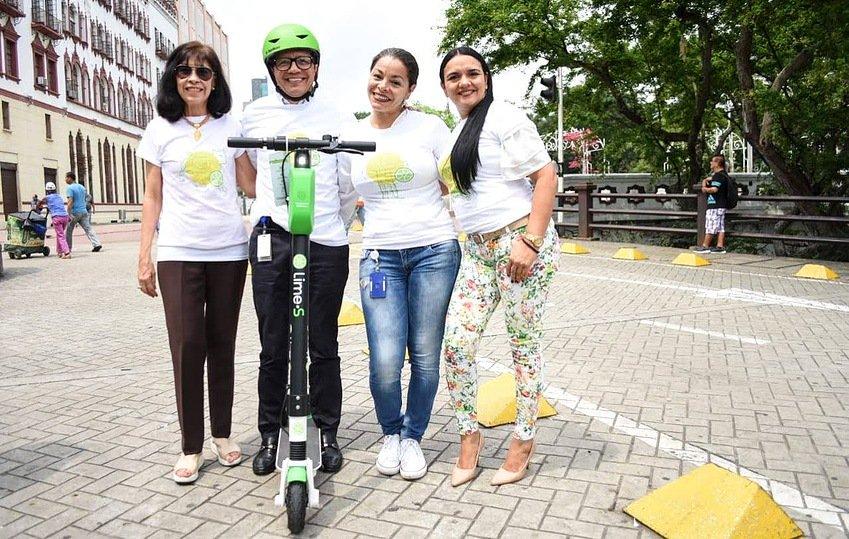 La chaux arrive en Colombie avec un lancement à Cali, capitale de la Valle Del Cauca