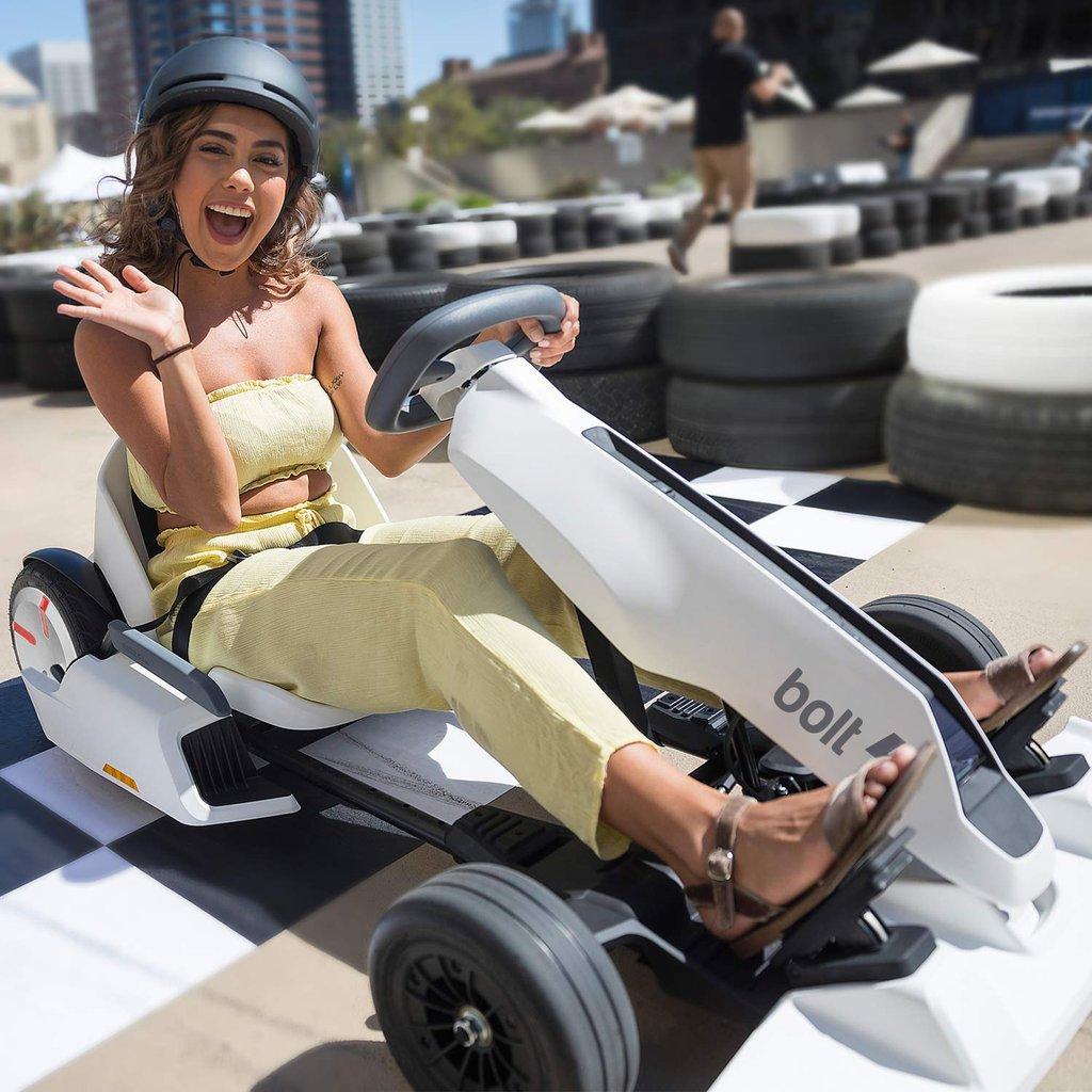 L'avenir de la pratique du karting est arrivé!