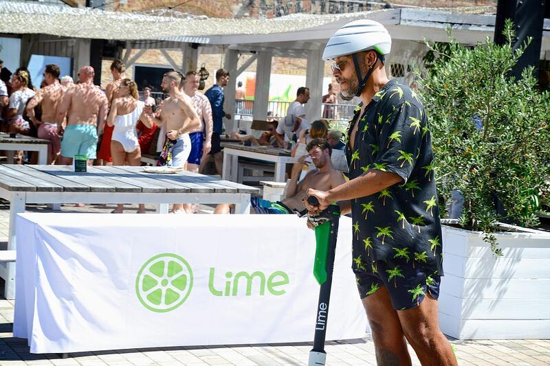 """Le président de Lime estime que le boom des scooters pourrait faire de l'Allemagne le """"marché le plus important d'Europe"""""""