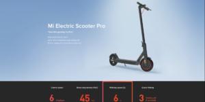 Le Xiaomi Mijia Electric Scooter 1S est le scooter M365 mis à jour - SWEGWAYFUN