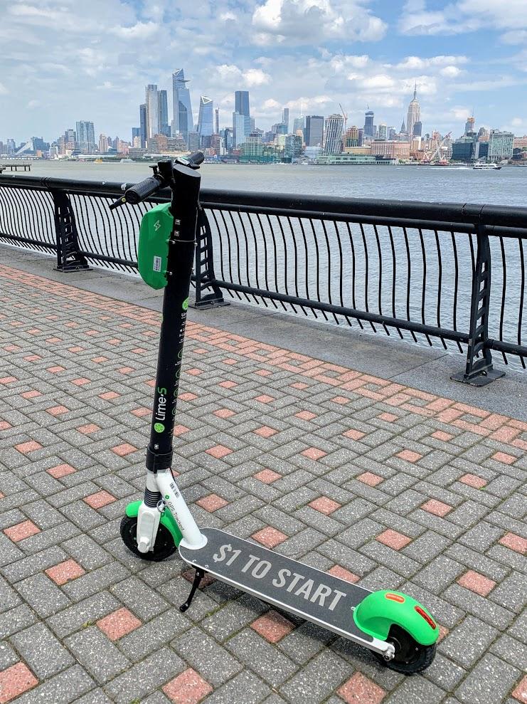 Les «héros» de la chaux à Hoboken recueillent 1 500 $ pour le centre communautaire local