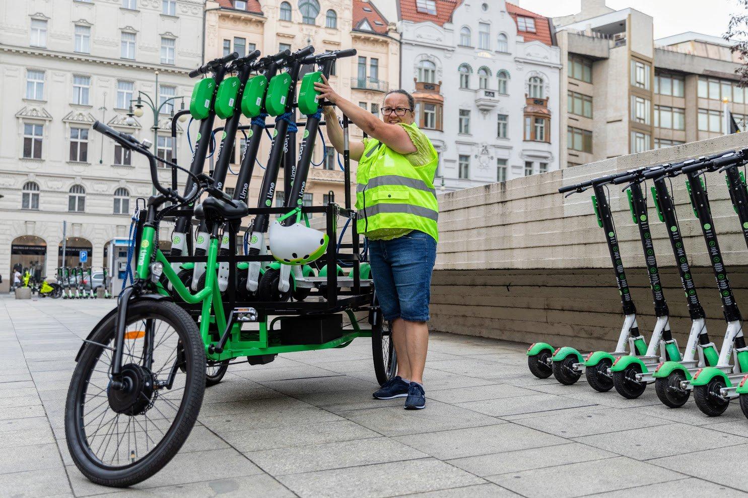 Lime lance des vélos électriques à Varsovie pour faire progresser les opérations de scooters propres