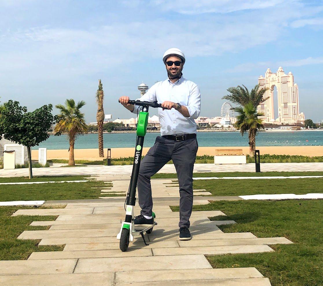 Lime lance ses premiers scooters électriques en Afrique du Sud et aux Émirats arabes unis