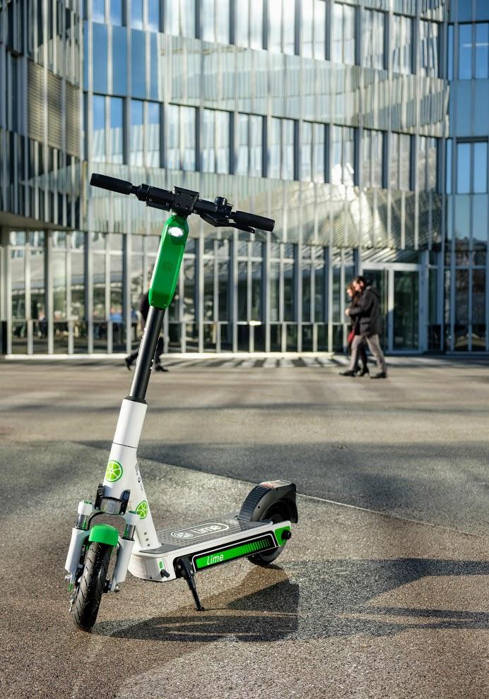 Lime s'associe à BMW Group pour un projet de campus à Munich