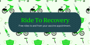 Lime soutient la clinique de vaccination Spokane Pop-Up Downtown avec des crédits Free Ride