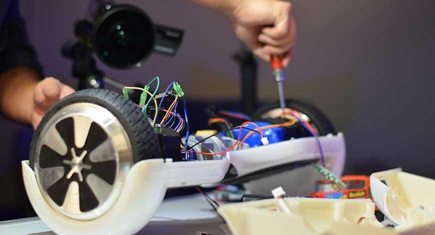 Réparation Hoverboard | Voltes.nl - Voltes