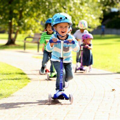 Meilleur scooter pour un enfant de 3 ans - Mini Micro Deluxe