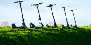 Top 5 des scooters électriques pour 2021