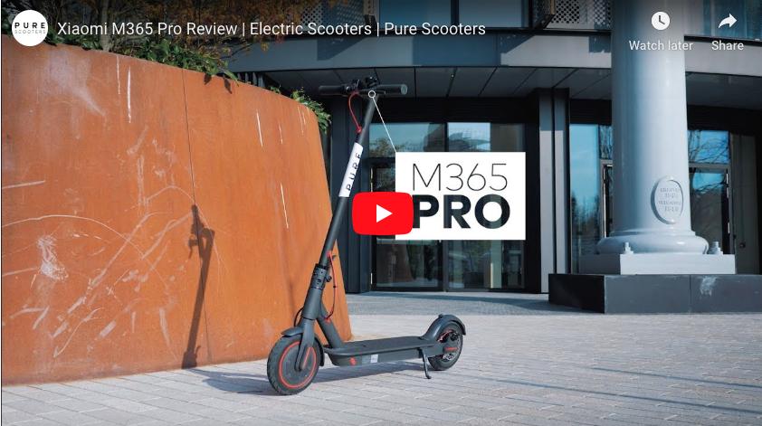 Xiaomi M365 Pro Scooter électrique - Scooters purs